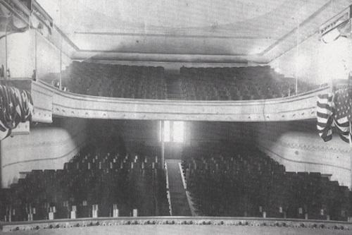 1890s Opera House