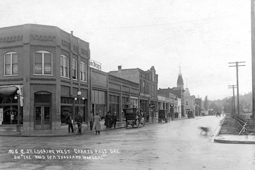 1900s G Street