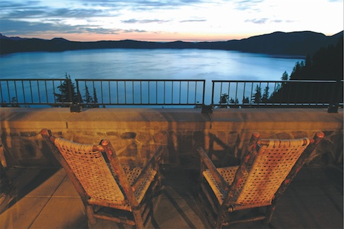 Crater Lake Chairs