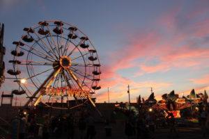 JoCo Fair Giant Wheel