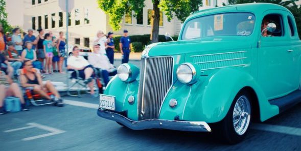 Back to the Fifties Grants Pass