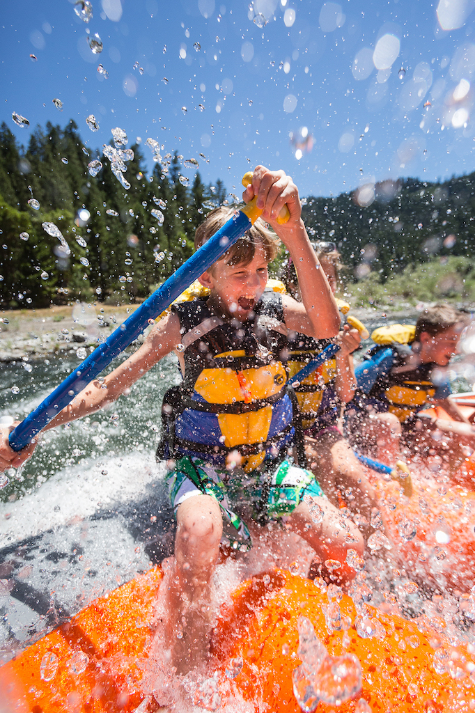 Rafting Splash
