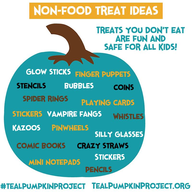 Non-Food Treat Ideas