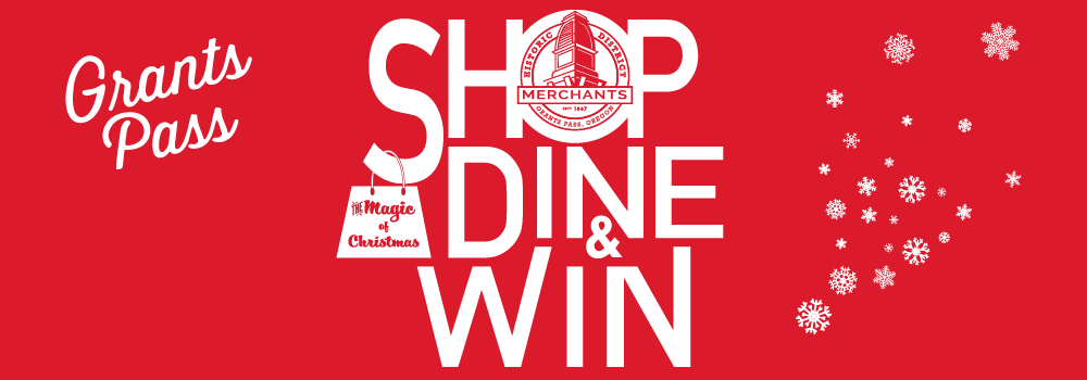 Shop Dine Win Banner