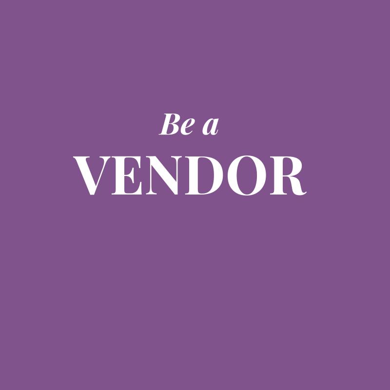 Be a Vendor