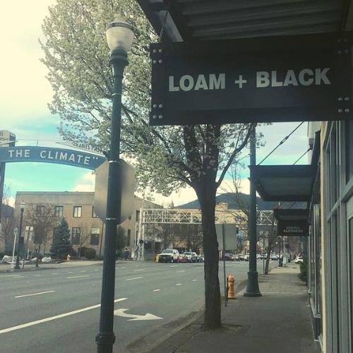 Loam + Black FFL Sign 2