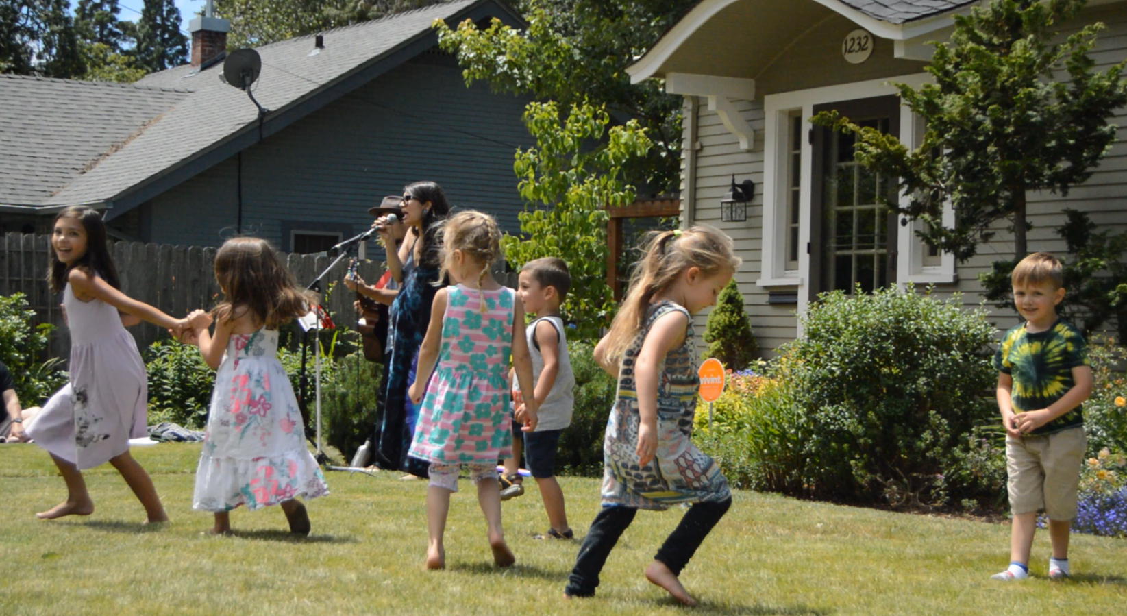 Porchfest Grants Pass - Kids