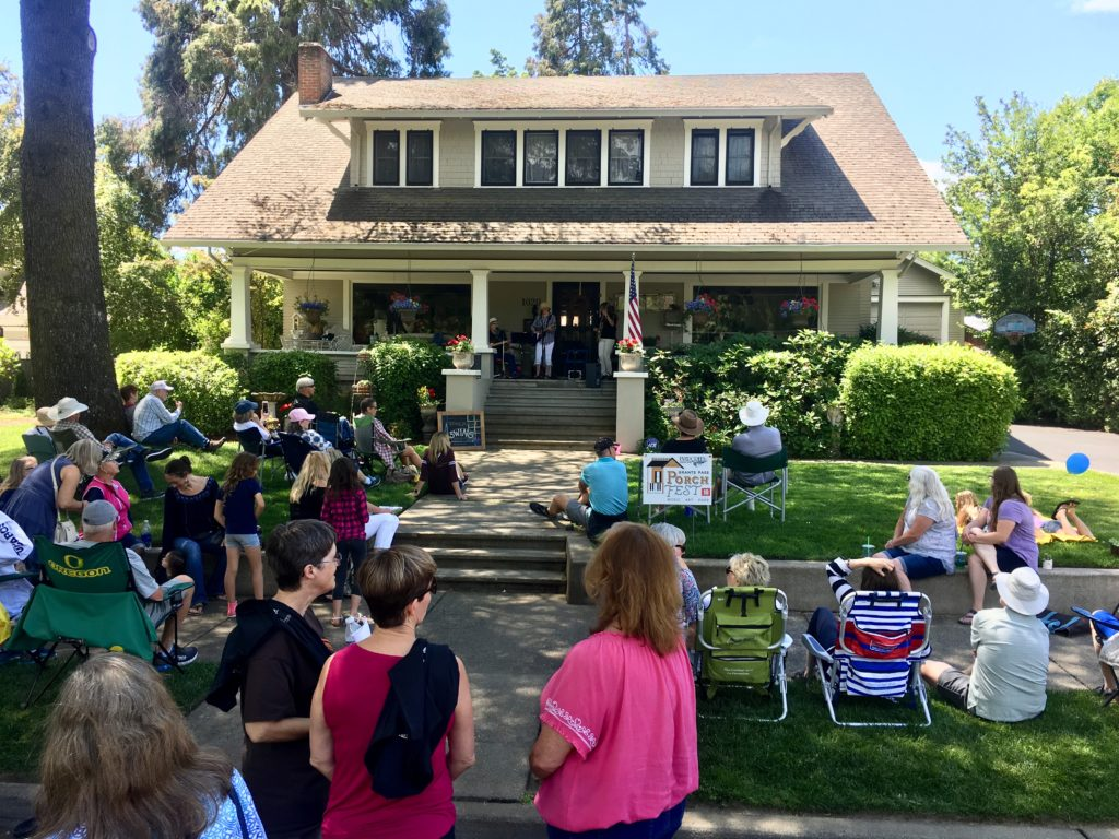 Porchfest Grants Pass - Main