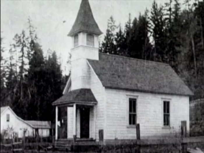 Church in Golden Oregon