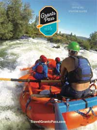 Travel Grants Pass OR Visitor Guide