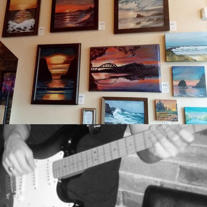 Bohemian L Smith Art Jesse Kennemer Music