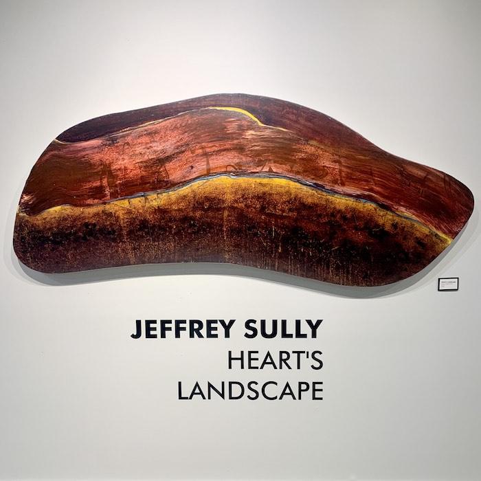 Untitled 2.0 - Heart's Landscape by Jeffery Sully