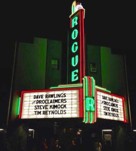 Rogue Theatre Art Deco
