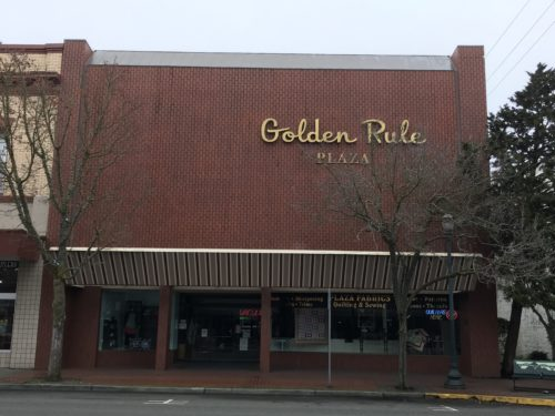 Golden Rule Plaza