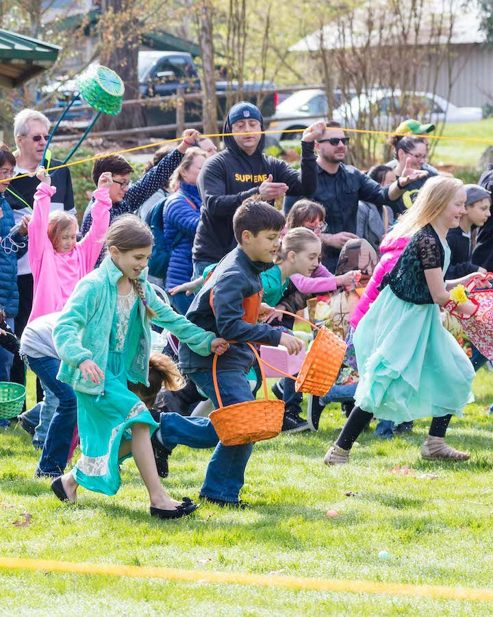 Grants Pass Easter Egg Hunt