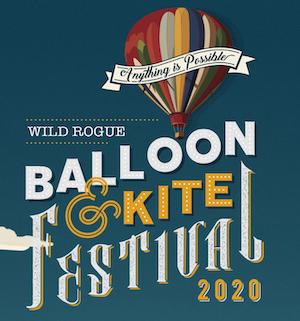 Wild Rogue Balloon & Kite Festival