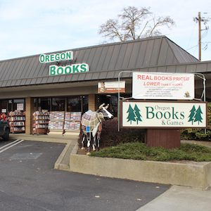 Oregon Books and Games