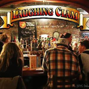 The Laughing Clam